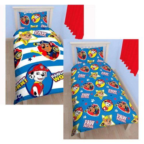 paw patrol bettw sche super soft pawpatrol spielzeug. Black Bedroom Furniture Sets. Home Design Ideas